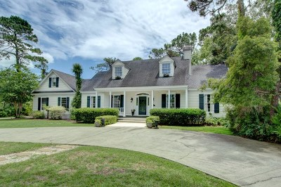 St Simons Island Club Single Family Home For Sale: 109 Biltmore