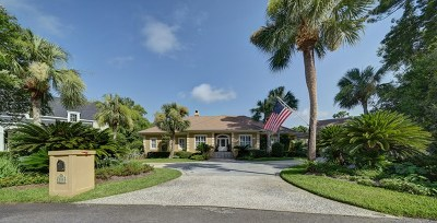 St. Simons Island Single Family Home For Sale: 104 Troon