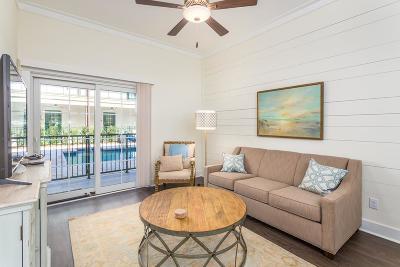 St. Simons Island Single Family Home For Sale: 400 Ocean Blvd #2307