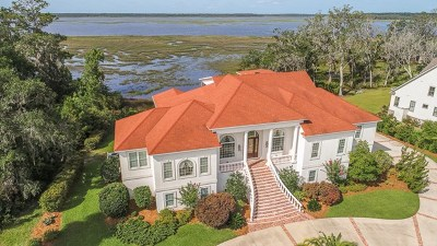 Brunswick Single Family Home For Sale: 148 Riverwalk Drive