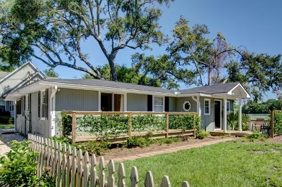 St. Simons Island Single Family Home For Sale: 1401 Demere Rd
