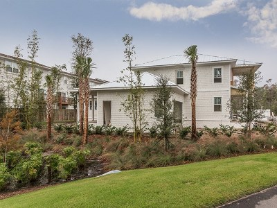 St. Simons Island Single Family Home For Sale: 1317 Demere