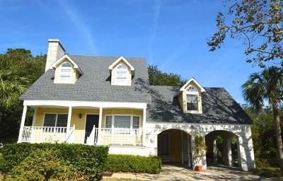 St. Simons Island Single Family Home For Sale: 108 Mews Circle