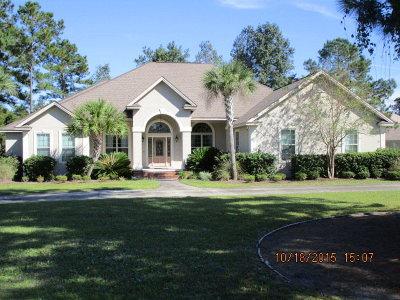Brunswick Single Family Home For Sale: 119 Chinquapin Drive