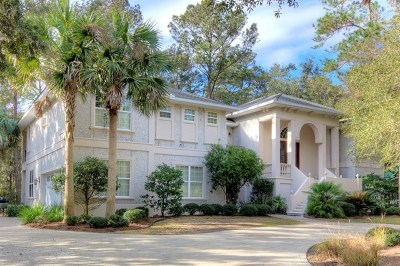 Hampton Plantation Single Family Home For Sale: 703 Dungeness