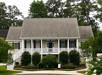 St. Simons Island Single Family Home For Sale: 139 Strother Place