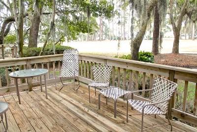 St. Simons Island Single Family Home For Sale: 412 Fairway Villas #412