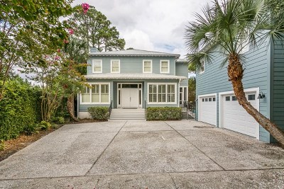 East Beach Single Family Home For Sale: 4334 Eleventh Street