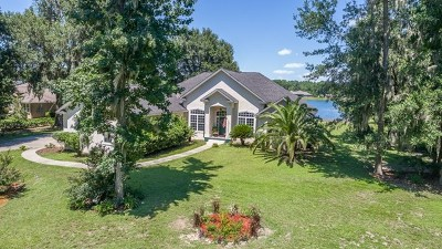 Brunswick Single Family Home For Sale: 202 Winding Trail