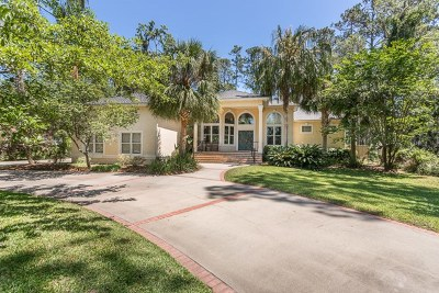 Hampton Plantation Single Family Home For Sale: 106 Rice Mill