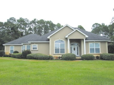 Brunswick Single Family Home For Sale: 148 Edge Water Drive