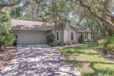 St. Simons Island Single Family Home For Sale: 303 Seabrook Way