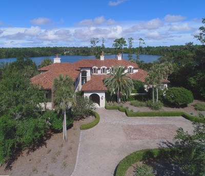 Frederica Golf Club Single Family Home For Sale: 135 Kirkaldy (Lot 140)