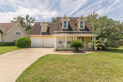 St. Simons Island Single Family Home For Sale: 114 Simonton Way