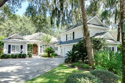 Hampton Plantation Single Family Home For Sale: 186 Rice Mill