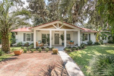 Single Family Home For Sale: 102 Silver Lake Road