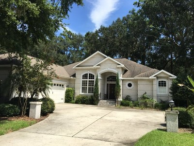 St. Simons Island Single Family Home For Sale: 178 Rice Mill