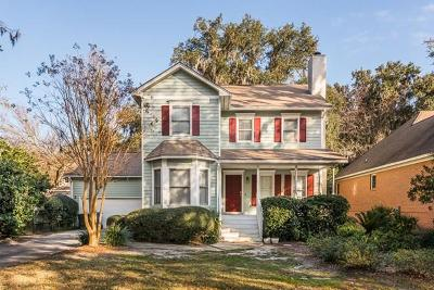 St. Simons Island GA Single Family Home For Sale: $429,000