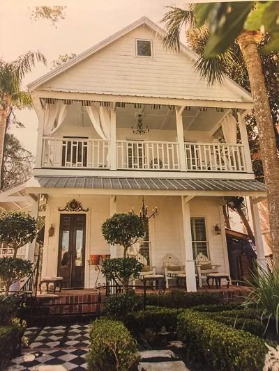 St. Simons Island Single Family Home For Sale: 230 Sandcastle Way