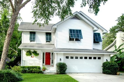 St. Simons Island Single Family Home For Sale: 630 Sheraton Plaza