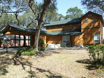 Jekyll Island Single Family Home For Sale: 8 Austin Lane