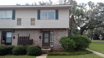 St. Simons Island Single Family Home For Sale: 1500 Demere Rd #C1