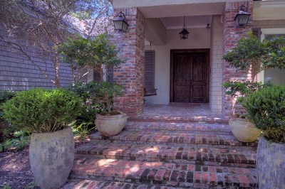 St Simons Island Club Single Family Home For Sale: 267 Saint Andrews