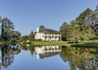 St. Simons Island Single Family Home For Sale: 155 Old Plantation Point