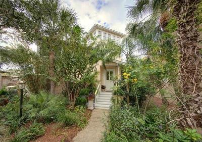 St. Simons Island Single Family Home For Sale: 102 Mews Circle