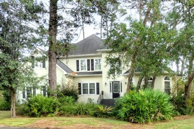 St. Simons Island Single Family Home For Sale: 132 West Point Plantation