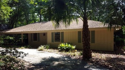 St. Simons Island Single Family Home For Sale: 127 Dodge Road