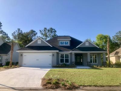 Brunswick Single Family Home For Sale: 21 Port Richey Way