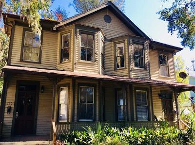 Brunswick Single Family Home For Sale: 718/720 Richmond St.