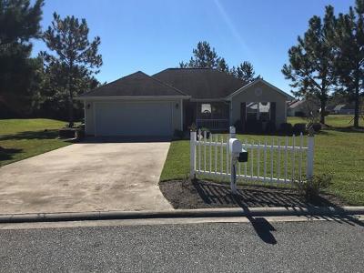 Brunswick Single Family Home For Sale: 26 Maggie's Ridge Way