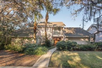 St. Simons Island Single Family Home For Sale: 111 Driftwood Place