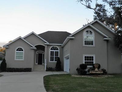 St. Simons Island Single Family Home For Sale: 107 Hillcrest Court