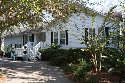 St. Simons Island Single Family Home For Sale: 112 Shore Rush Circle