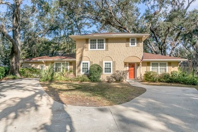 St. Simons Island Single Family Home For Sale: 258 Tennessee Ave