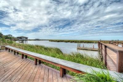 St. Simons Island Single Family Home For Sale: 400 Mimosa Drive