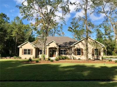 Brunswick Single Family Home For Sale: 255 Wood Duck Way