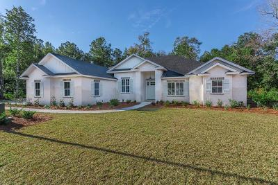 Brunswick Single Family Home For Sale: 247 Wood Duck Way
