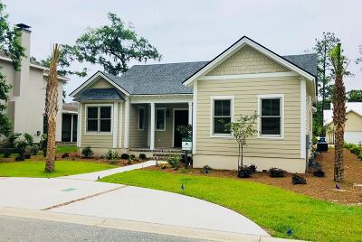 St. Simons Island Single Family Home For Sale: 219 Township Bluff Circle