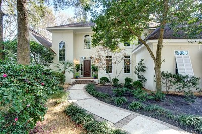 St Simons Island Club Single Family Home For Sale: 108 Olympic