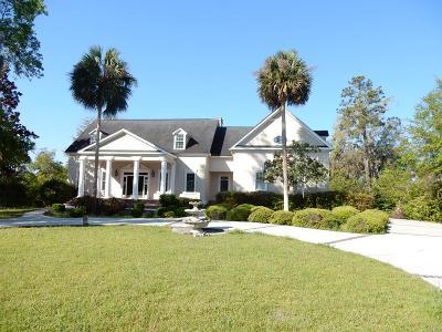Brunswick Single Family Home For Sale: 136 Mariners Walk