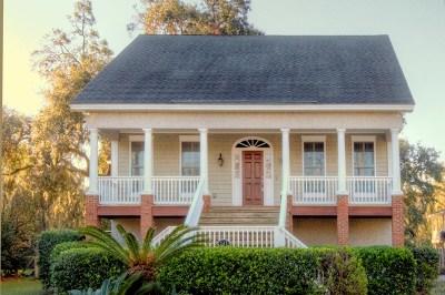St. Simons Island Single Family Home For Sale: 242 McIntosh
