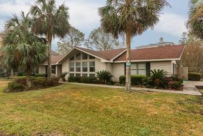 Brunswick Single Family Home For Sale: 5017 Riverside Drive
