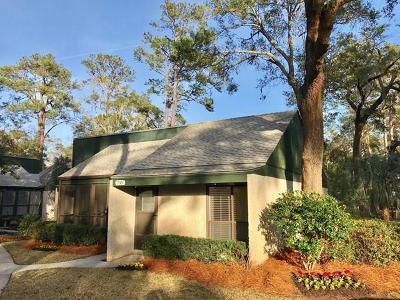 St. Simons Island Single Family Home For Sale: 735 Deer Run