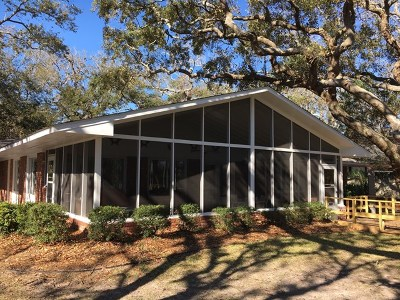 Jekyll Island Single Family Home For Sale: 8 Brice Lane