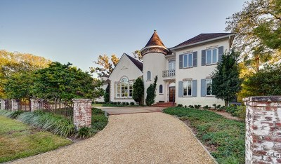 Sea Island Single Family Home For Sale: 333 West Thirty Seventh (Cottage 476)