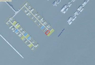 St. Simons Island Single Family Home For Sale: 100 Marina Drive #B-17